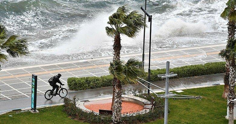 İzmir'de hava nasıl olacak? Meteoroloji'den son dakika uyarısı! İşte 18 Eylül Cumartesi hava durumu....