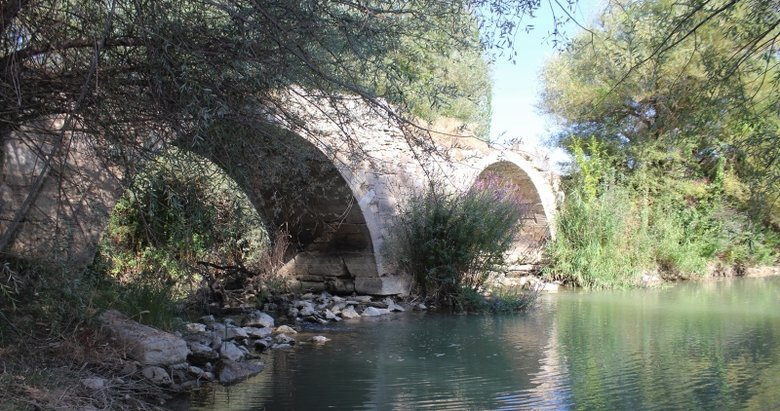 Definecilerin hedefi olan tarihi Asar Köprüsü yıkılma tehlikesi ile karşı karşıya