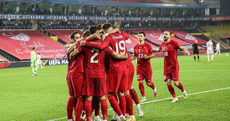 Türkiye 3 - 2 Rusya | MAÇ SONUCU