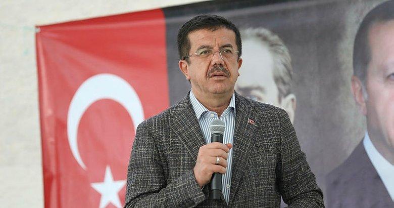 Nihat Zeybekci: Listede terör örgütlerinin verdiği 103 isim var