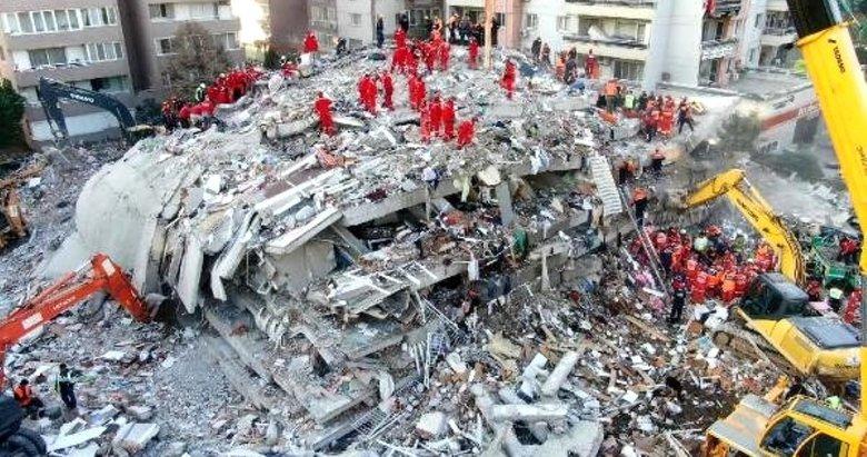 Son dakika: İzmir'de 37 kişinin hayatını kaybettiği Rıza Bey Apartmanı'nın mimarı da tutuklandı