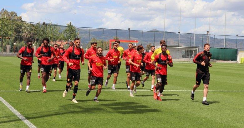 Göztepe'de hedef Sivasspor maçı! Tamer Tuna:Her takım için çok zor...