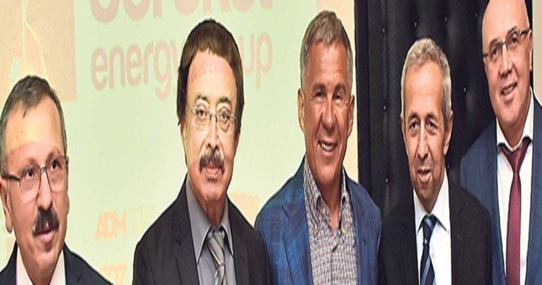 Tataristan Cumhurbaşkanı termik santrali inceledi