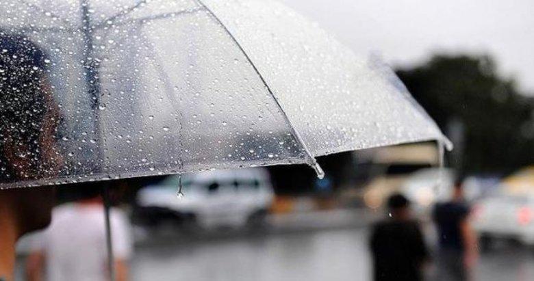 İzmir'de hava durumu nasıl? 17 Ekim hava durumu: Yurdun batı kesimlerinde sağanak bekleniyor