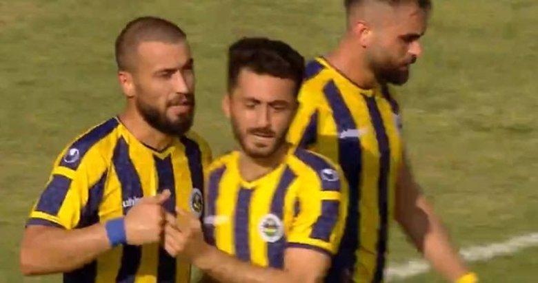 Fatsa Belediyespor Orduspor'u iki golle geçti