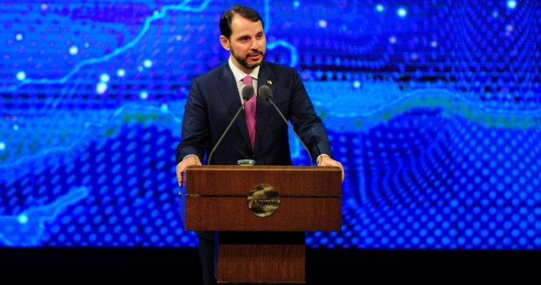 Son dakika: Hazine ve Maliye Bakanı Berat Albayrak açıkladı: 2.260.000 belge tasarrufu