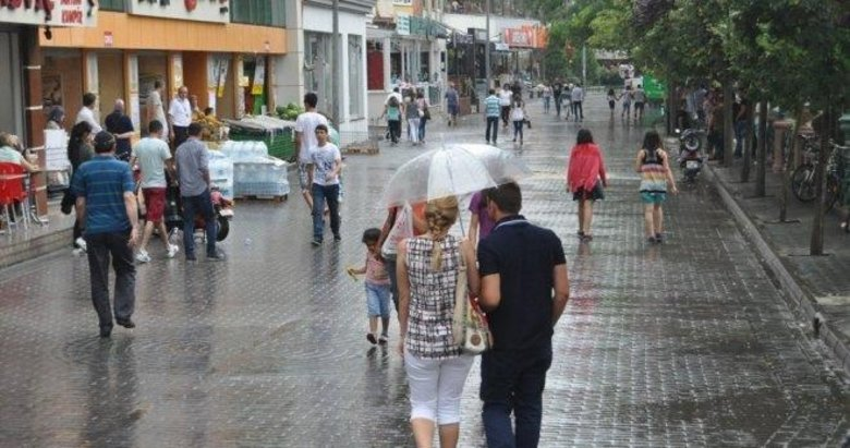 Meteoroloji Ege için uyardı! İşte İzmir'de hava durumu