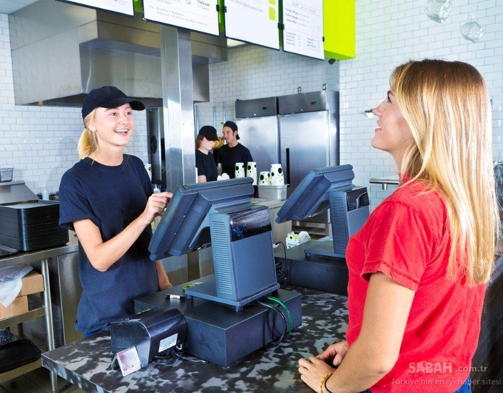 Restoran çalışanlarından itiraf: Bu yiyecekleri kesinlikle sipariş vermeyin!