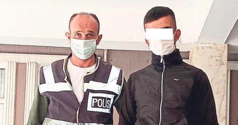 16 dairenin su sayacını çalan azılı hırsız hapiste