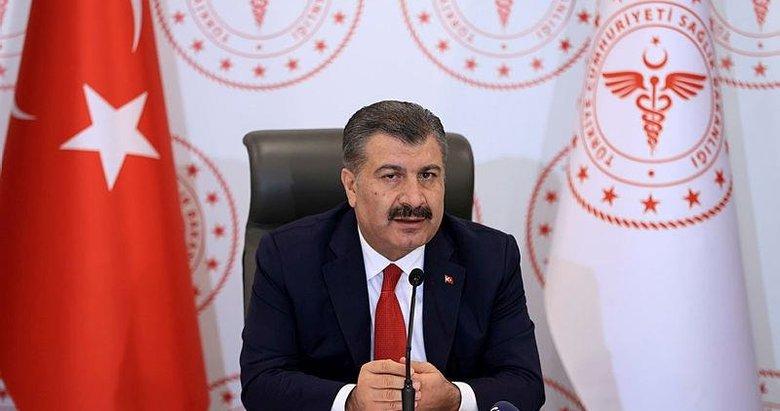 Sağlık Bakanı Fahrettin Koca İzmir depremindeki son durumu açıkladı!