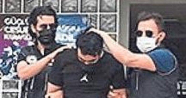 Afgan uyuşturucu satıcısı yakalandı