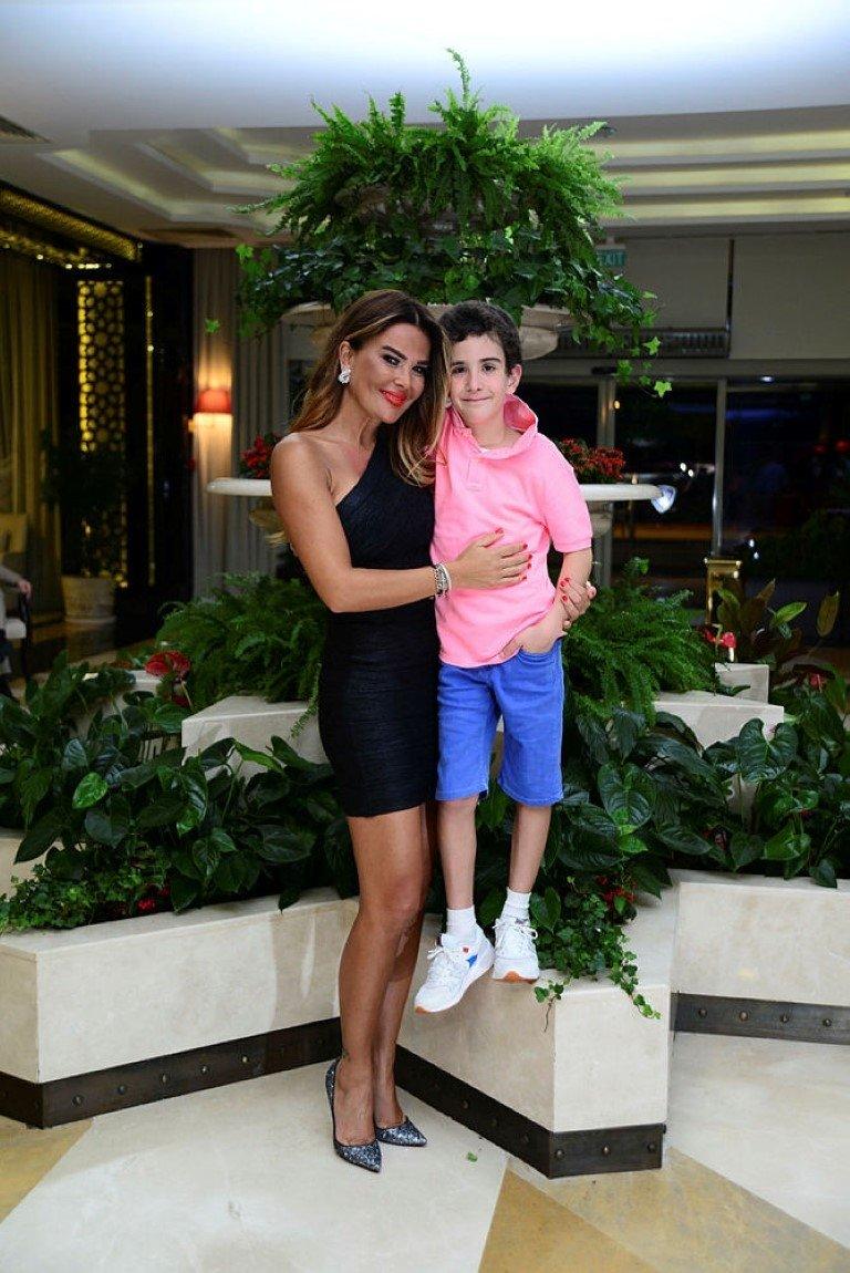 Kardeş Çocukları'nın Yıldırım'ı Mehmet Aslantuğ ve eşi Arzum Onan herkesi hayrete düşürdü