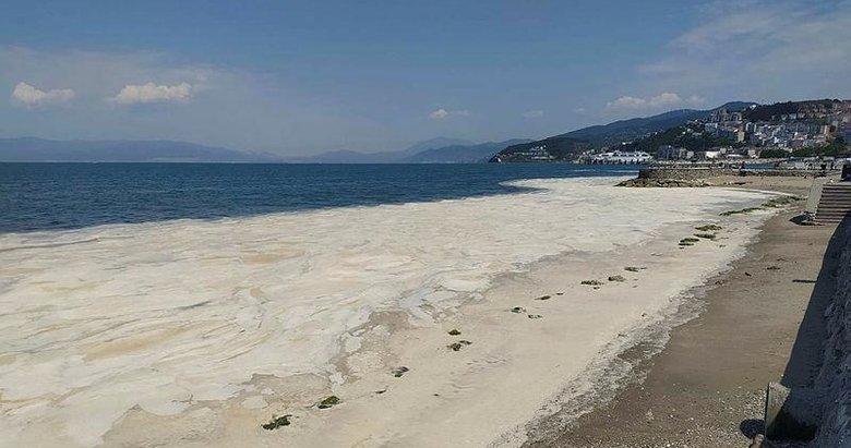 Ege Denizi için rahatlatan müsilaj açıklaması