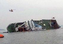 Filipinlerde 251 yolcu taşıyan gemi battı