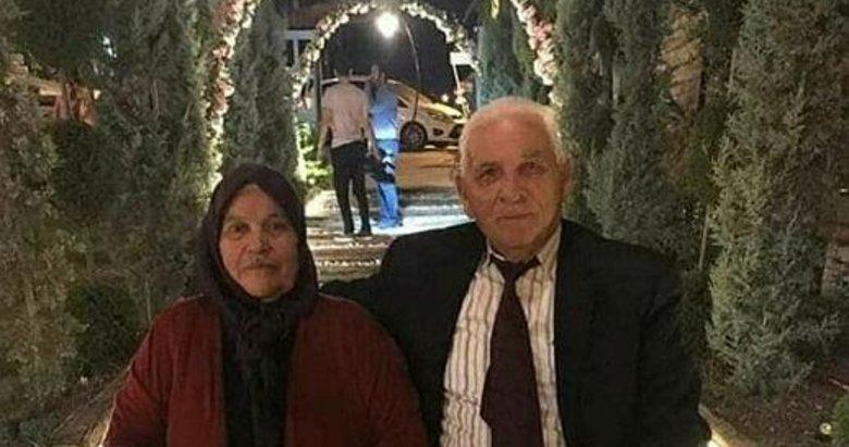 Yaşlı çift 10 saat ara ile koronavirüsten hayatını kaybetti
