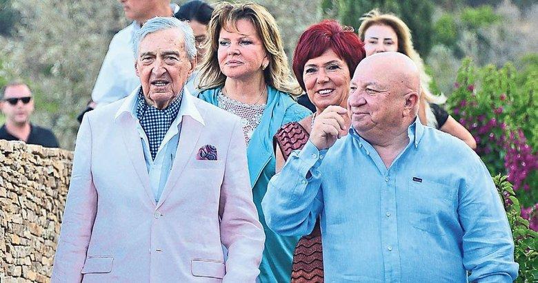 Rahmi Koç'a 90. doğum gününde korona şoku!