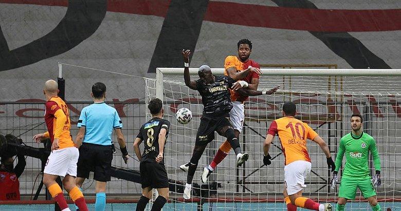 Galatasaray 3 - Göztepe 1 MAÇ SONUCU