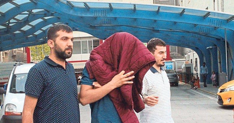 Firari Adil Öksüz'ün bacanağı yakalandı