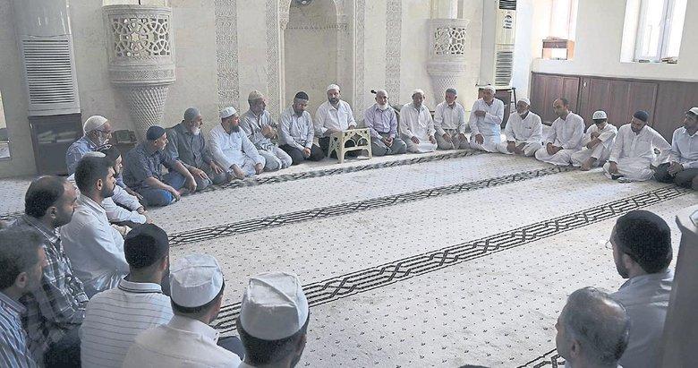 Ramazanda itikaf bereketi