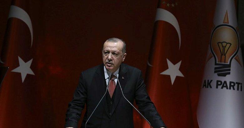 Başkan Erdoğan'dan Trump'ın tek taraflı Filistin planına tepki
