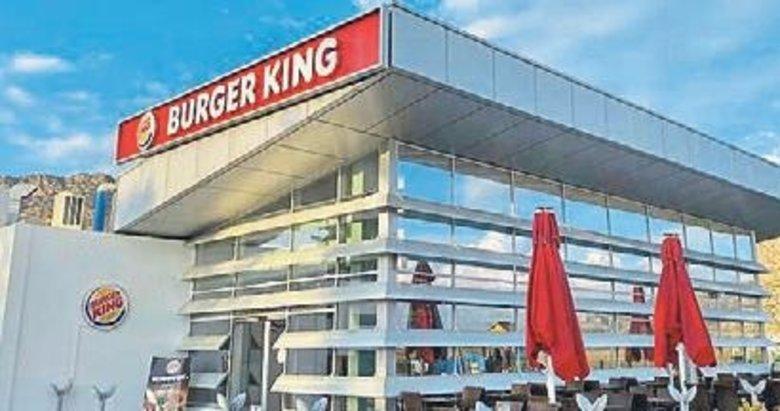 ABD'li Burger King Rum ambargosunu deldi