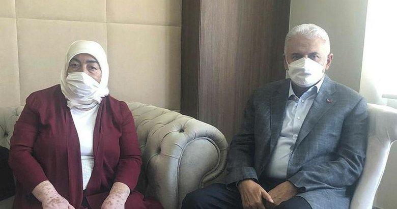 Binali Yıldırım ve eşi koronavirüse yakalandı! İzmir'den 'geçmiş olsun' mesajı yağdı