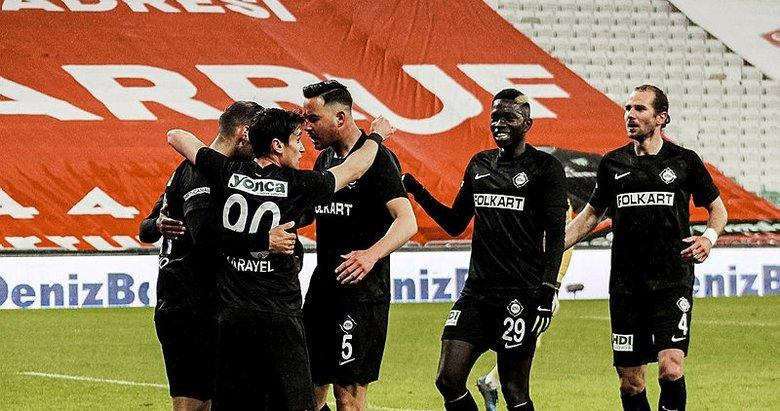 Altay, 1. Lig'deki en iyi sezonunu yaşıyor
