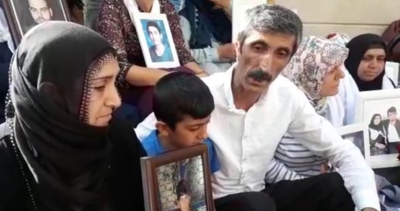 Evlat nöbetindeki acılı ailelerin sayısı 26'ya çıktı! Acılı baba: Oğlumu HDP dağa götürdü