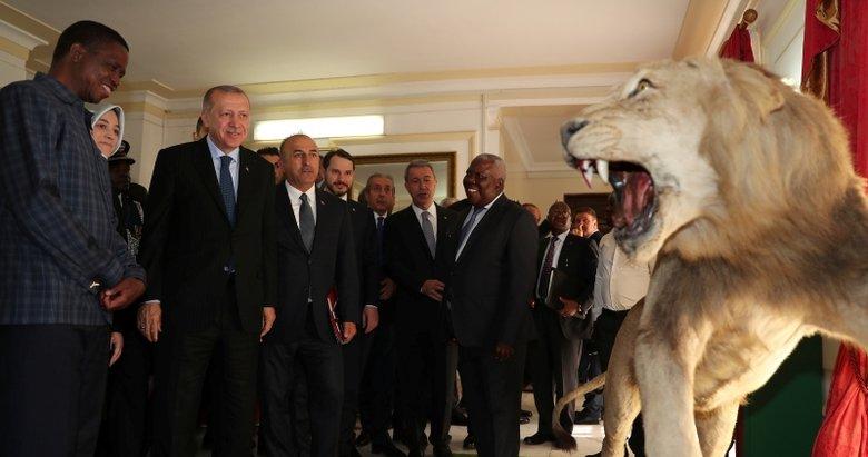 Başkan Erdoğan'dan müjde