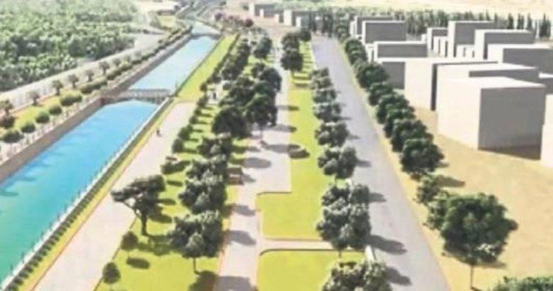 Millet bahçesi Köşk'ün çehresini değiştirecek