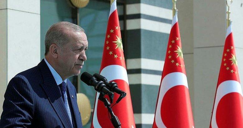 Başkan Erdoğan'dan İşçilerle Buluşma programında önemli açıklamalar