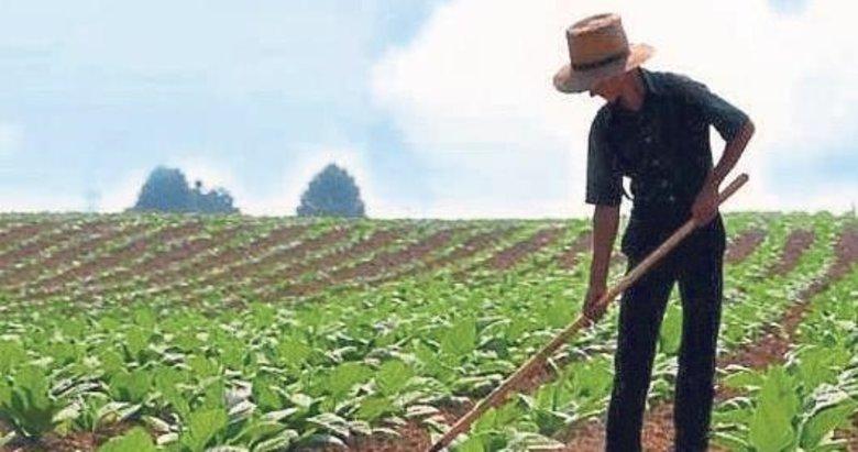 Kuraklığa karşı çiftçiyi koruma planı devrede