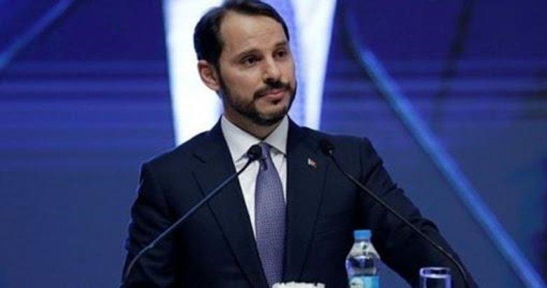 Hazine ve Maliye Bakanı Berat Albayrak paylaştı: OECD ve AB ülkelerini solladık