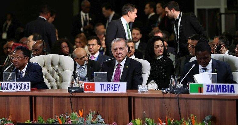 Başkan Erdoğan'dan BRICS Zirvesinde çarpıcı çağrı