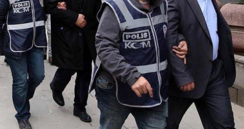 İzmir merkezli FETÖ operasyonu! 13 kişi gözaltına alındı