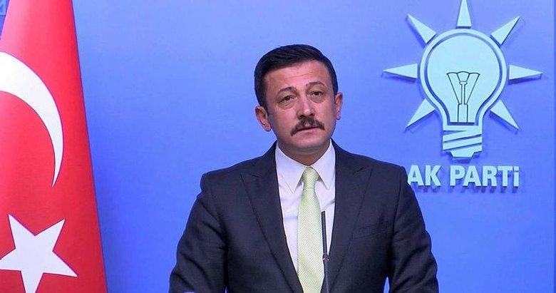 AK Partili Dağ açıkladı: O ilçede 3 cadde Büyükşehir'e devredildi!
