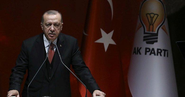Başkan Erdoğan: Yaraların sarılması için tüm imkanlar seferber edilecek