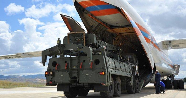 Türkiye ile ABD arasında kritik S-400 görüşmesi