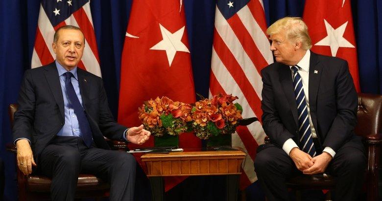Başkan Erdoğan: Amacımız ulusal güvenliği sağlamak