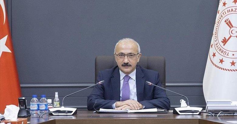 Hazine ve Maliye Bakanı Lütfi Elvan'dan esnafa destek açıklaması!