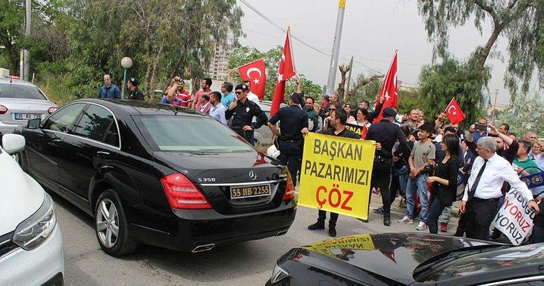 Kılıçdaroğlu esnafı yolda bıraktı