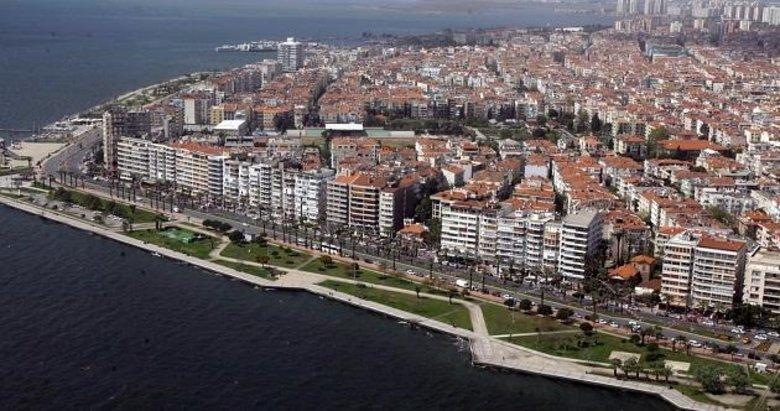 İzmir'de konut satışları yüzde 8 arttı! Artışın en çok yaşandığı ilçe hangisi?