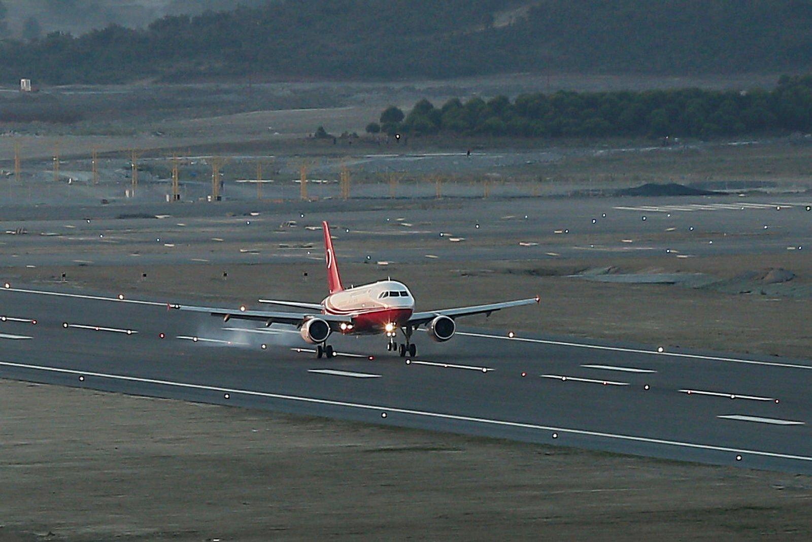 İstanbul Yeni Havalimanı'nında flaş gelişme