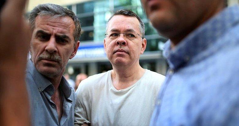 ABD'nin Rahip Brunson tehdidine Ankara'dan rest