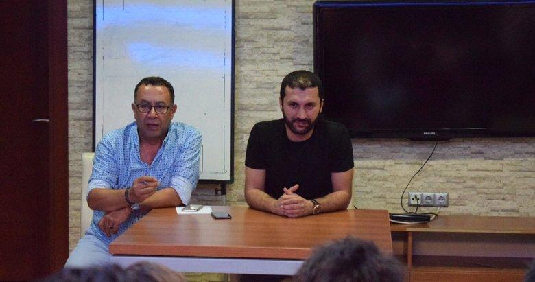 Buca'da Cihan Aktaş'tan 'Tire' açıklaması