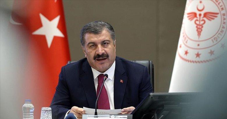 Son dakika: Sağlık Bakanı Fahrettin Koca illere göre haftalık vaka sayısını paylaştı