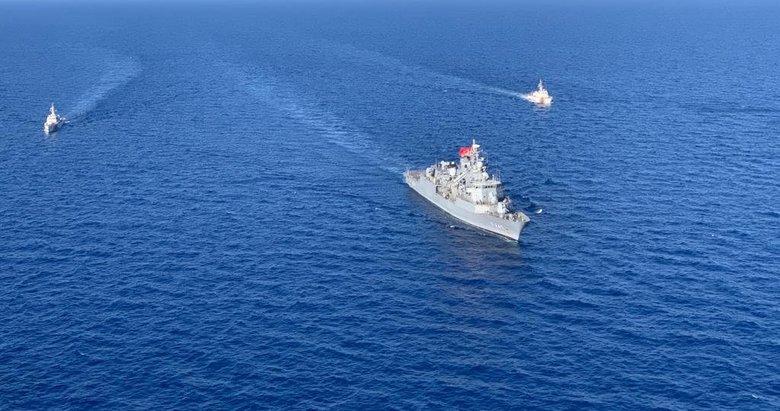 MSB'den Akdeniz Kalkanı Harekâtı mesajı