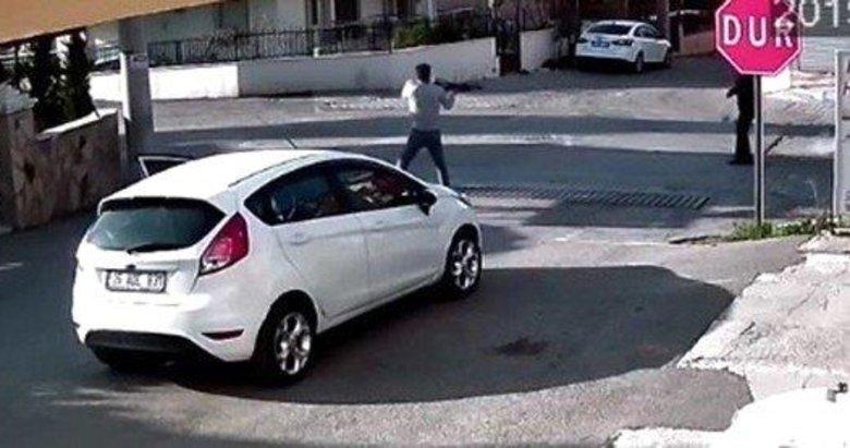 İş adamını evinin önünde vuran şüpheli 2 ay sonra yakalandı
