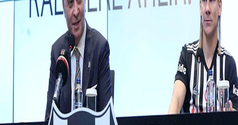 Fikret Orman: Cenk'e Çin'den 35 milyon Euro teklif geldi