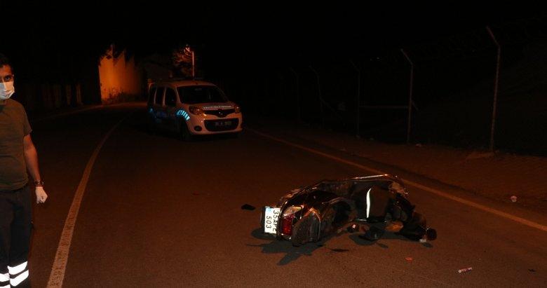 İzmir'de kahreden son! Üniversiteli moto kurye hayatını kaybetti